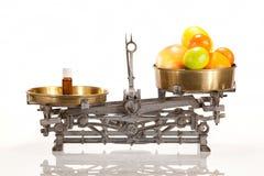 Puissance d'huiles essentielles photo stock