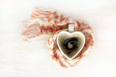Puissance de chauffage de l'amour Photo stock