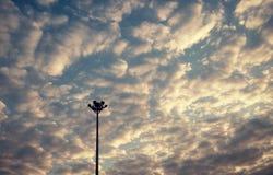 Puissance de ciel Images stock