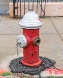 Puissance de feu de bouche d'incendie Photo libre de droits