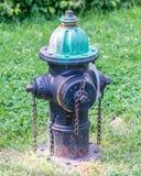 Puissance de feu de bouche d'incendie Images stock