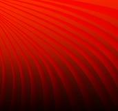 Puissance des courbes de couleur rouge illustration de vecteur