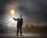 Puissance et énergie Image stock