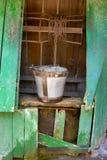 Puits d'eau avec la position Image libre de droits