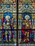 PUITS DE TUNBRIDGE, KENT/UK - 5 JANVIER : Intérieur de la paroisse ch Photo libre de droits