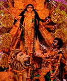 Puja de Durga Images stock