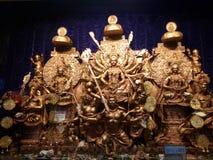 Puja 2017 Durga Стоковые Изображения RF