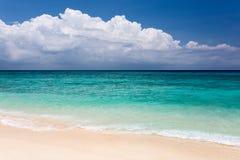 puka beach Stock Image