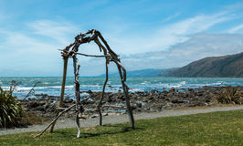 Pukerua Beach Stock Photos