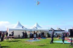 Puketapapa Manu Aute Kite Day Royalty Free Stock Photography