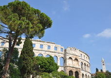 Pula � Croatia Royalty Free Stock Photos