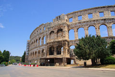Pula Royalty Free Stock Photography