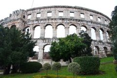 Pula Stock Photo