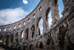 Pula Royalty Free Stock Photos