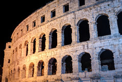 Pula Royalty Free Stock Photo