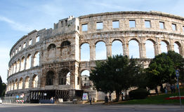 Pula Amphitheatre Obraz Stock