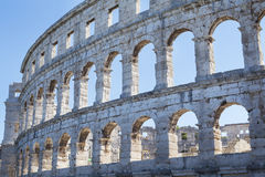 Pula Arena Royalty Free Stock Image