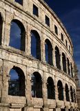 Pula / Arena. Captured in Pula - Istra - Croatia during August 2008 Stock Photography