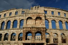Pula / Arena Stock Photography