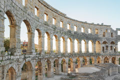 The Pula Arena Royalty Free Stock Image