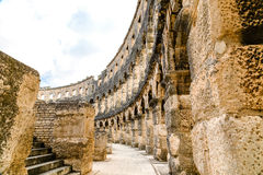 Pula Arena Stock Photography