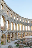 The Pula Arena Stock Images