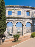 Pula Arena Royalty Free Stock Photos