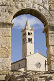 Pula church Royalty Free Stock Images