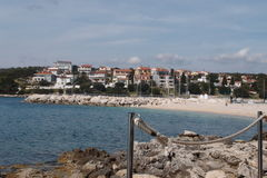 Pula coast Royalty Free Stock Photos