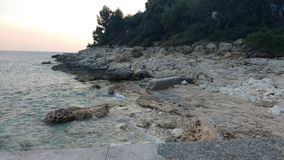 Pula coast Royalty Free Stock Photography