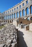 Pula Croatia Royalty Free Stock Images
