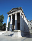 Pula, Croatia Royalty Free Stock Images