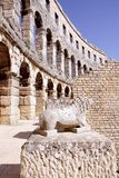Pula, Croatia Royalty Free Stock Photography