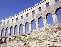 Pula, Croatia Stock Photos