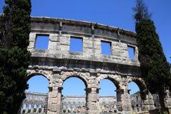 Pula, Croatia fotos de stock royalty free