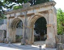 Twin Gates or Porta Gemina