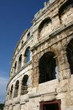 Pula, Croatie Images stock