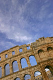Pula, Croatie Photos stock