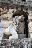 Pula Croatie Roman Architeckture d'arène photographie stock libre de droits