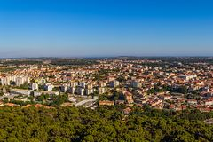 Pula, Istria Royalty Free Stock Images