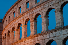 Pula, Istria, Kroatien Lizenzfreies Stockfoto