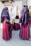 Pula Sant'Efisio Royalty Free Stock Image