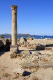 Pula Sardaigne de l'Italie Nora Image stock