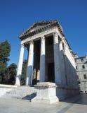 Pulas, Croatia Imágenes de archivo libres de regalías