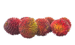 Pulasan Fruit or Nephelium mutabile II Royalty Free Stock Photo