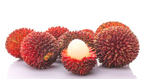 Pulasan Fruit or Nephelium Mutabile VIII Stock Image