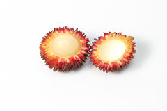 Pulasan Spikey Unique Fruit Stock Photos