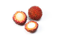 Pulasan Spikey Unique Fruit Stock Photography