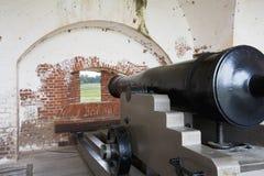 pulaski форта Стоковая Фотография RF