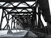 Pulaski Skyway Bridge New Jersey Stock Photography